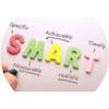 Button for Smart goals
