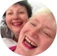 Jacqueline Beswick & Lorraine Stevenson