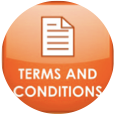 Button to terms and conditions page